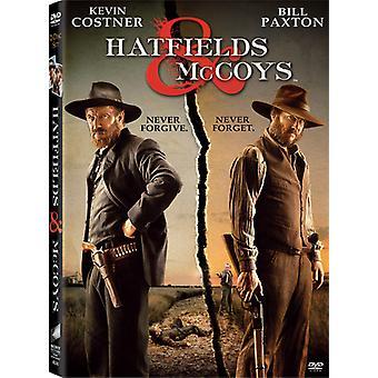 Hatfields & McCoys [2 Discs] [DVD] USA import
