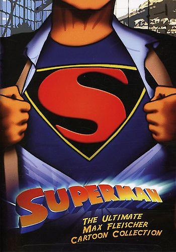 Superman-Ultimate Max Fleischer Cartoon Collection [DVD] USA import