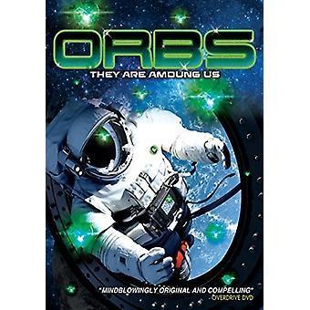 Orbs: De er blandt os [DVD] USA importerer
