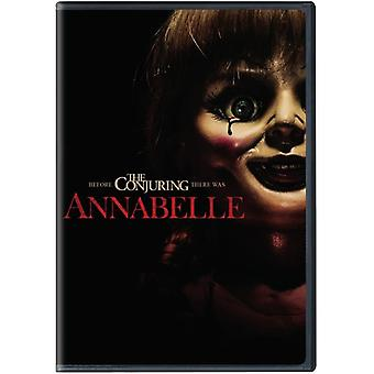 Annabelle [DVD] USA import
