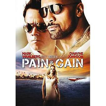 Pain & Gain [DVD] USA import