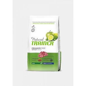 Trainer Natural Maxi Adult Buey y Arroz (Chiens , Nourriture , Croquettes)