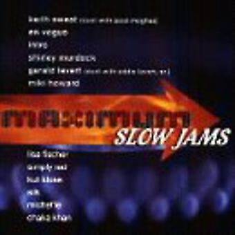 Maximum Hits - Maximum Slow Jams [CD] USA import