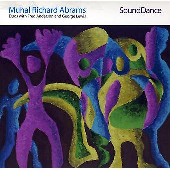 Muhal Richard Abrams - Sounddance [CD] USA importerer