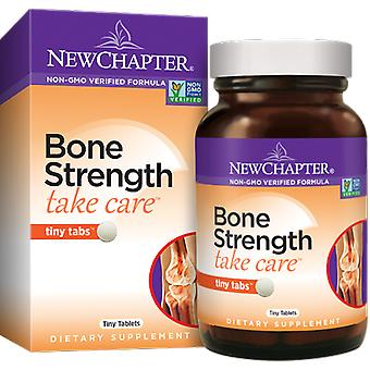 New Chapter Bone Strength Take Care Tiny Tablets 120 Ct