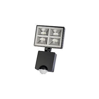 Timeguard Powerful 4x8W LED Energy Saver PIR Floodlight, Black