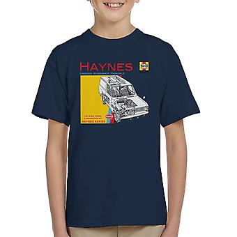 Haynes ejere Workshop Manual 0607 Bedford HA Van børne T-Shirt