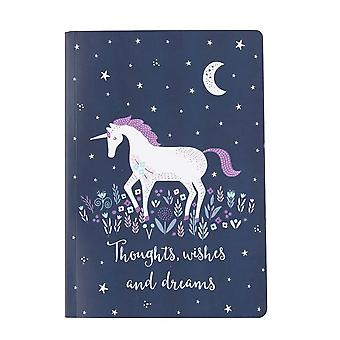 Starlight unicornio A5 Notebook (CR184)