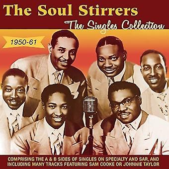 Själ omrörare - själ omrörare-Singles Collection 1950 - [CD] USA import