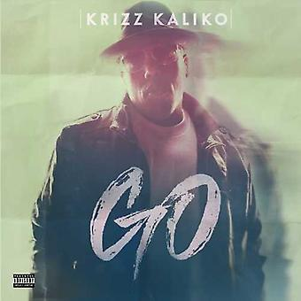Krizz Kaliko - Go [CD] USA import
