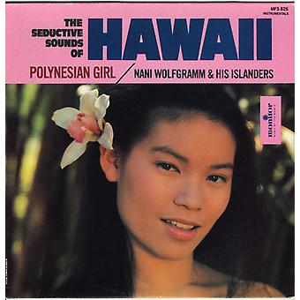 Nani Wolfgramm - Hawaii: Polynesisk pige [CD] USA import