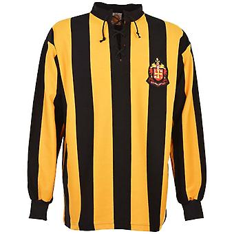 Lupi 1908 FA Cup finale Retro Football Shirt