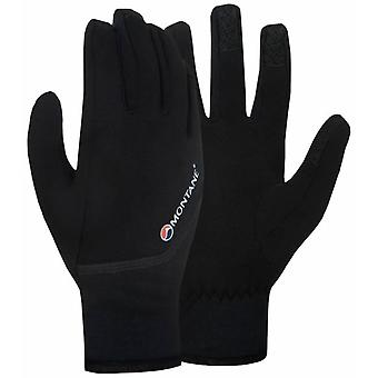 Montane Mens Power Stretch Pro Glove Black (Small)