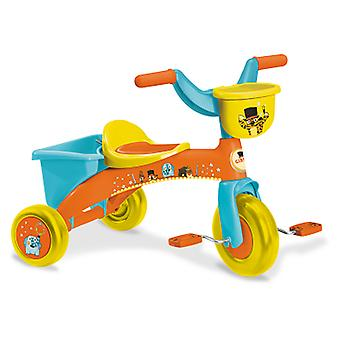 Mondo Plastic Tricycle Fantasy (Outdoor , On Wheels , Bikes And Tricycles)
