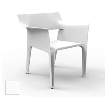 Vondom Eugeni Padded Africa Chair White