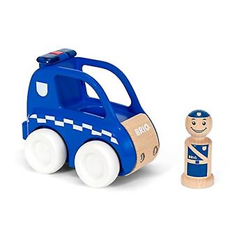 BRIO My Home Town - Light & Sound Police Car 30377