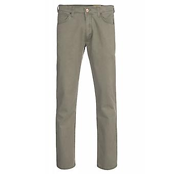 Wrangler Greensboro Pant men's pants green W15Q-BB-65 M