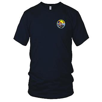 US Navy SS-348 USS Cusk Embroidered Patch - Kids T Shirt