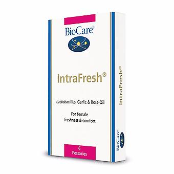 Biocare Intrafresh (formerly YeastGuard), 6 pessaries