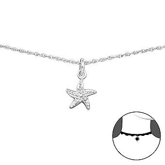 Starfish - 925 Sterling Silver Chokers
