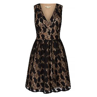 Yumi Womens/Ladies Vintage Lace Dress