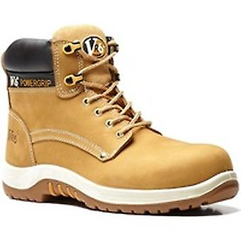 V12 VR602 Puma Honey Nubuck Boot EN20345:2011-S1P Size 7