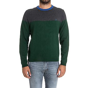 Sun 68 men's 271814737 green Wool Sweater