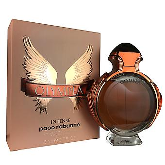Olympea Intense for Women By Paco Rabanne 2.7 oz 80ml EDP Spray