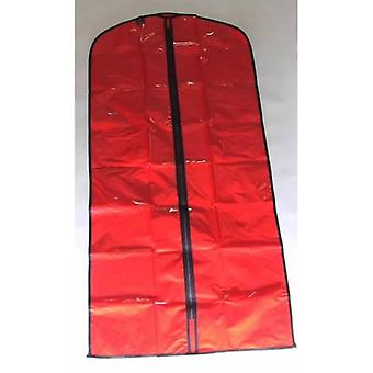 Pack of 5 Polythene Dress Covers Zipped