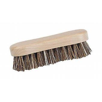 3 x Caraselle Traditional Scrubbing Brushes - Made in the UK