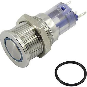 Tamper-proof pushbutton 48 Vdc 2 A 1 x Off/(On) TRU COMPONENTS