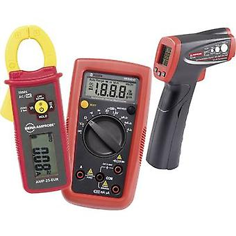 Clamp meter Beha Amprobe AMP-25-EUR Calibrated to: Manufacturer's standards (no certificate) CAT III 600 V