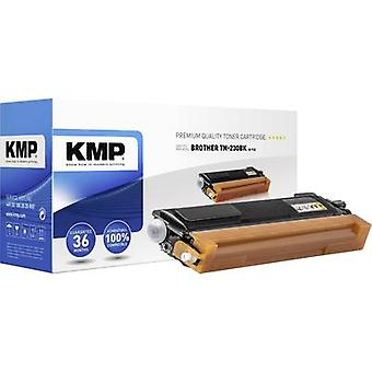 KMP Toner cartridge replaced Brother TN-230BK Compatible Black
