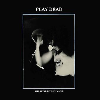 Spille Dead - endelige gravskrift [Vinyl] USA import