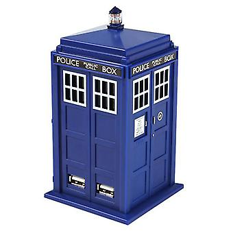 Doctor Who Tardis 4 Port USB Hub