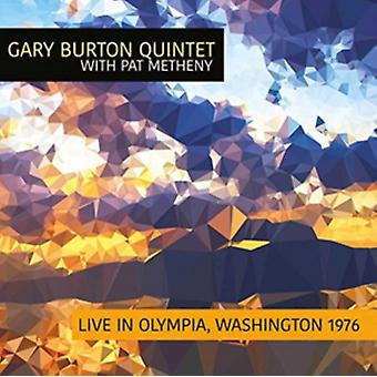Live In Olympia Washington 1976 by Pat Metheny