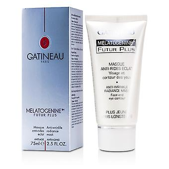 Gatineau Melatogenine Futur Plus Anti-Falten-Radiance Mask 75 ml / 2,5 oz