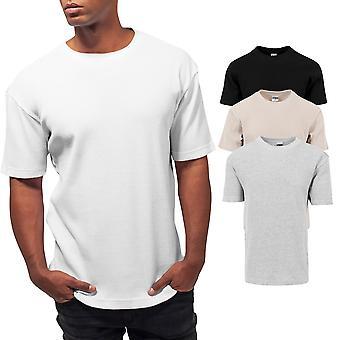 Urban Classics - THERMAL Shirt mit Waffel-Optik