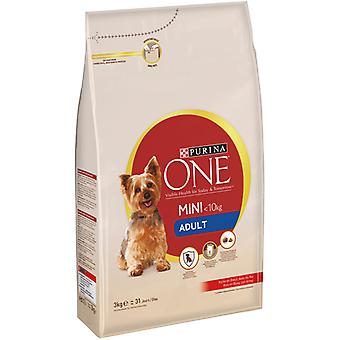 Pro Plan Pienso Mini Dog Adult Buey y Arroz (Dogs , Dog Food , Dry Food)