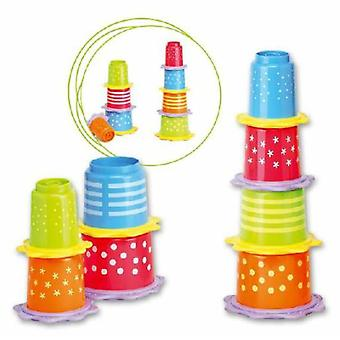 Saro Cubes Stackable with Teether
