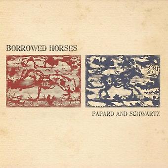 Fafard & Schwartz - geleende paarden [CD] USA import