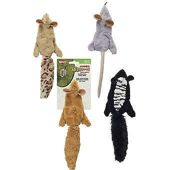 Agrobiothers Skinneeez Forest Animals For Cats (Katten , Speelgoed , Staven)
