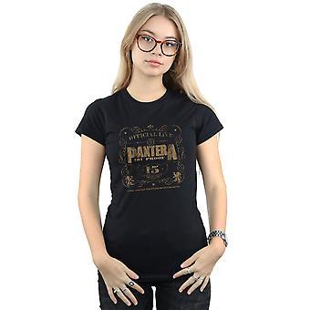 Pantera vrouwen 101 bewijs Live T-Shirt