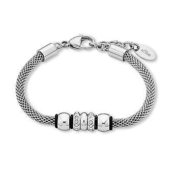 s.Oliver жемчужина Дамы браслет из нержавеющей стали SO1442/1 - 9240135