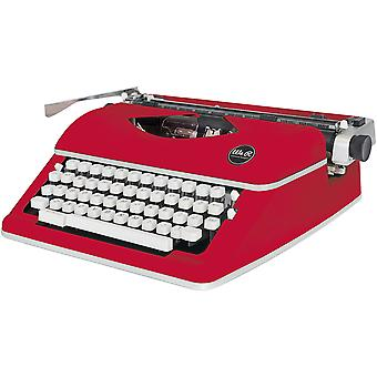 We R Typecast Typewriter-Red