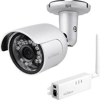 SmartHD de EDIMAX IC-9110W LAN, pix WLAN/Wi-Fi IP CCTV cámara 1280 x 720