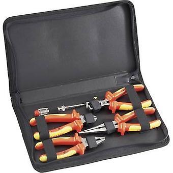 Alicates VDE Set 4 piezas TOOLCRAFT 821033