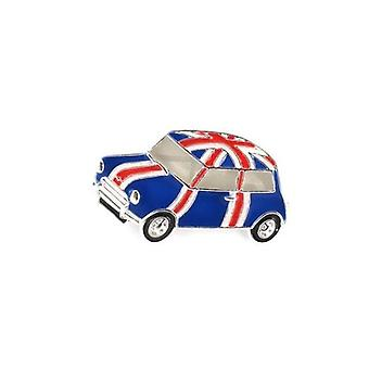 Union Jack nosić Mini Broszka Union Jack / herbu