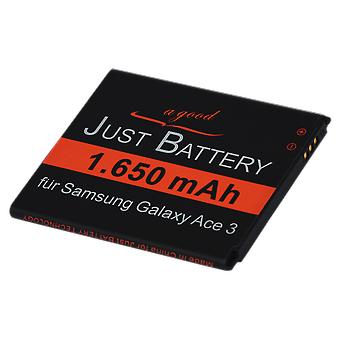 Batteri for Samsung Galaxy ess 3 GT-s7270