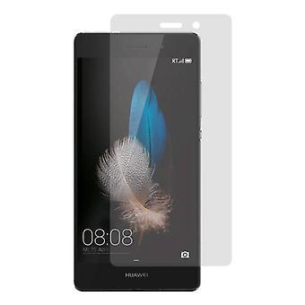 Material certificado® 2-Pack tela protetor Huawei P8 Lite vidro temperado filme